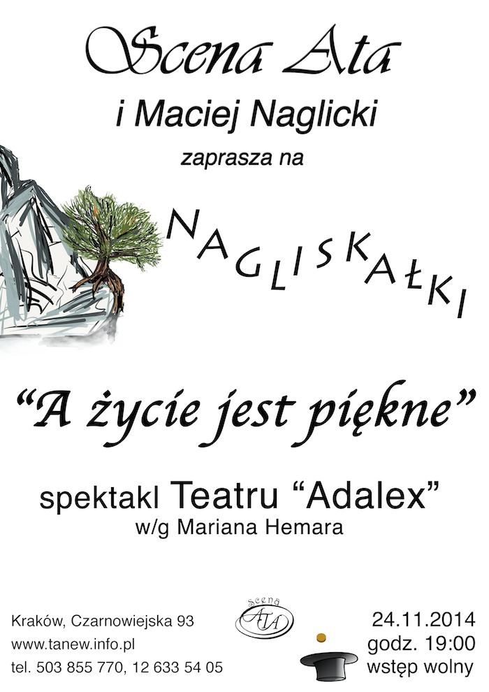 Nagliskalki Adalex