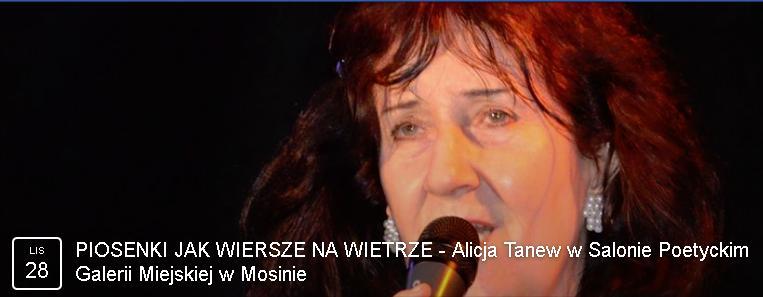 Mosina - Piosenki na wietrze