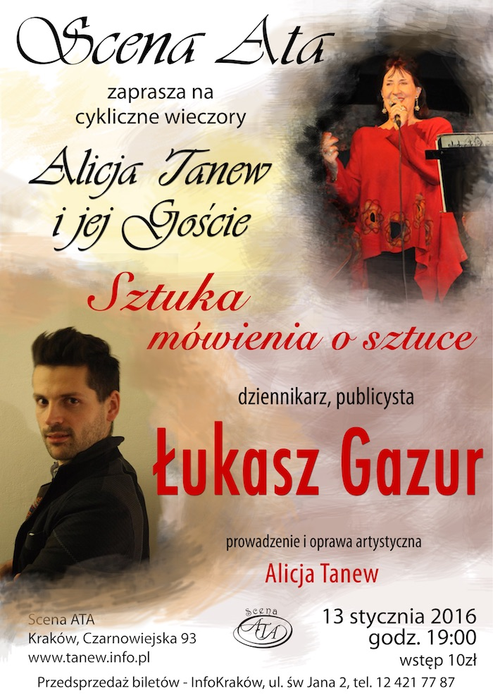 Alicja i jej goscie Gazur