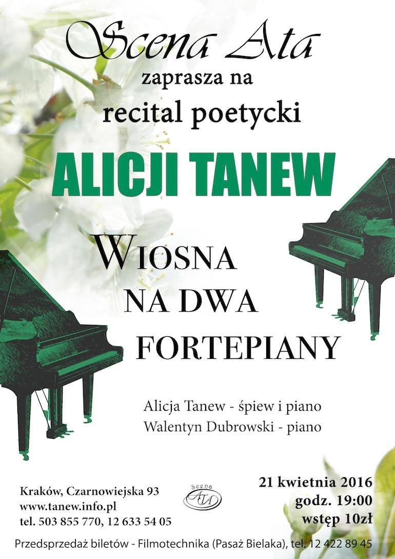 2016 Dwa fortepiany